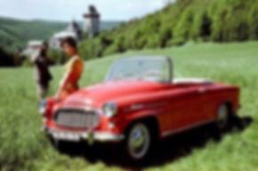 Škoda Felicia 1960 Czechia
