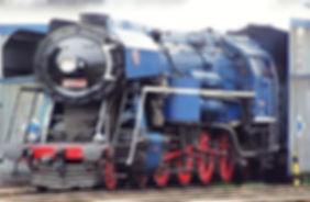 "Locomotive Škoda 477.060 ""Papoušek"" (The Parrot) Czechia"