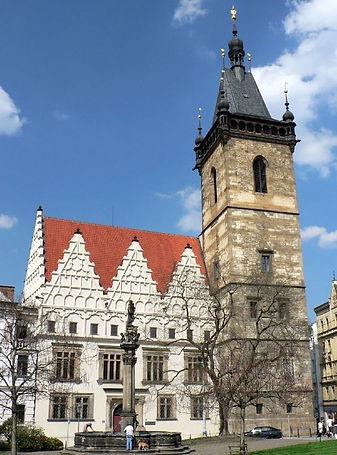 New Town Hall, Prague, Czechia