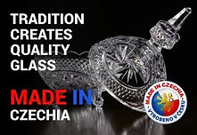 Made in Czechia - glass