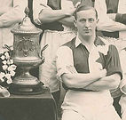Legendary scorer Jan Košek (SK Slavia) in 1907