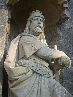 "Bretislaus I (Břetislav I., born c.1002-1005) - Duke of Bohemia, called also the ""Bohemian Achilles"""