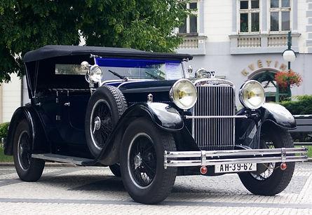 Walter Super 6 1930 - Czechia