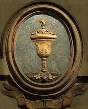 At the golden goblet (U zlaté číše), Prague, Czechia