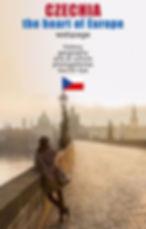 Czechia the Heart of Europe webpage