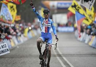 Zdeněk Štybar - cyclo-cross World champion