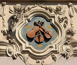At three violins (U tří housliček), Prague, Czechia