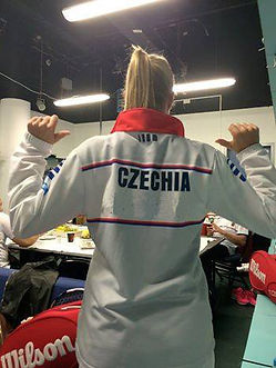 Czechia jacket