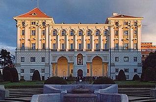 Černínský Palace, Prague, Czechia