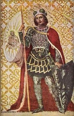 St.Wenceslas (Wencelaus I, Duke of Bohemia)