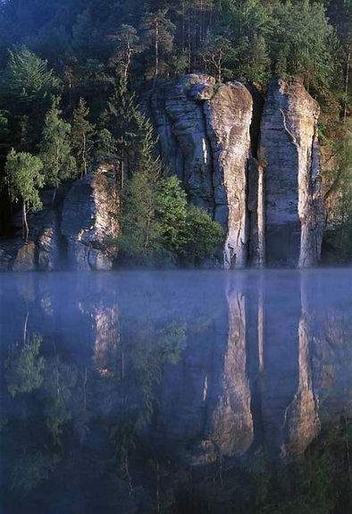 Bohemian Paradise - Prachov Rocks (East Bohemia), Czechia