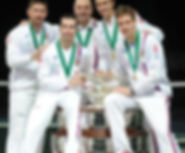 Team Czechia - Davis Cup winner 2013