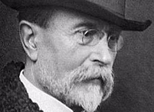 Tomáš Garigue Masaryk - first president of Czechoslovakia