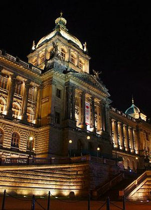 National Museum, Prague, Czechia