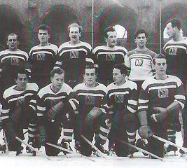 Ice Hoceay Team Czechoslovakia - World Champio 1949
