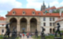 Wallenstein Palace and garden, Prague, Czechia