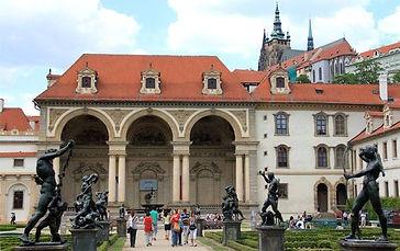 Wallenstein Palace and garden, Prague, Czechia