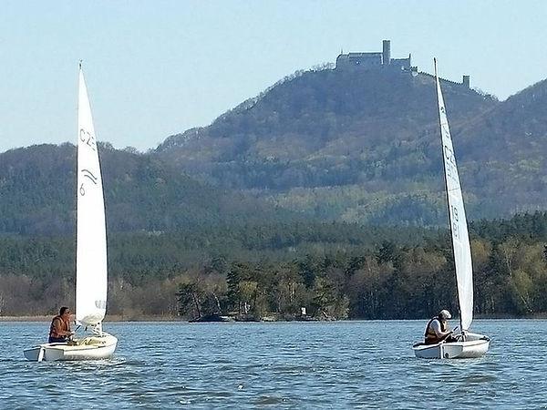 Mácha lake and Bezděz  (Central Bohemia), Czechia