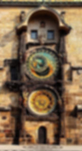 Astronomical clock, Prague, Czechia