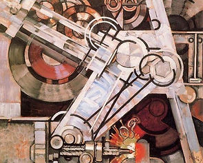František Kupka - Drill (art of Czechia)
