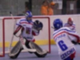 Hockeyball school Team Czechia