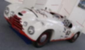 Škoda-1101-Sport, AZNP Mladá Boleslav (1949), Czechia