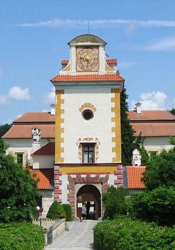 Kratochvíle (South Bohemia), Czechia