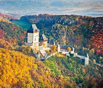 Karlův Týn / Karlštejn (Central Bohemia), Czechia
