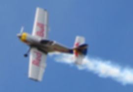 Zlín Z-50 version LX of Czech aerobatic team Red Bulls. Multiple World Cup champion aircraft from Czechia