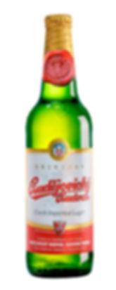 Budvar - famous beer from České Budějovice, Czechia
