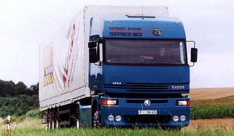 Škoda LIAZ Xena 400 Czechia