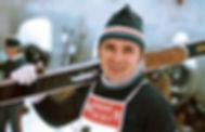 Jiří Raška - Olympic winner in ski jump 1968
