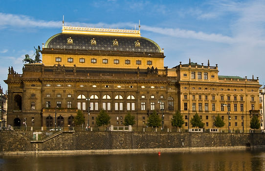 National Theater, Prague, Czechia