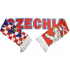 Czechia scarf