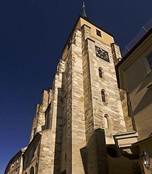 St.Gilles gothic church