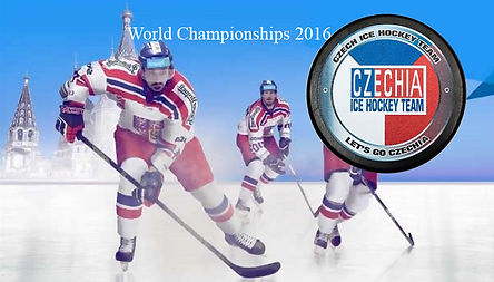 Ice Hockey World Championships 2016 - Team Czechia