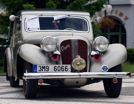 Aero Cabriolet (1938) Czechia
