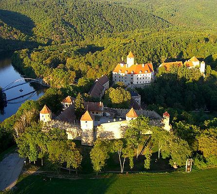 Veveří (South Moravia), Czechia