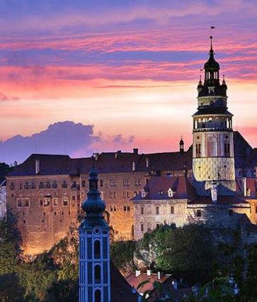 Český Krumlov (South Bohemia), Czechia