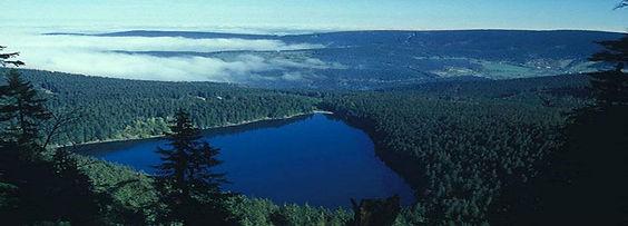 Black Lake in Šumava mountains (South-West Bohemia), Czechia