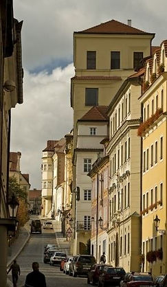 Úvoz - Lesser Town, Prague, Czechia