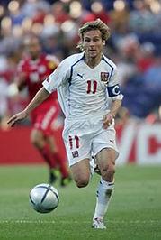 Pavel Nedvěd (Team Czechia), Golden Ball holder in 2003