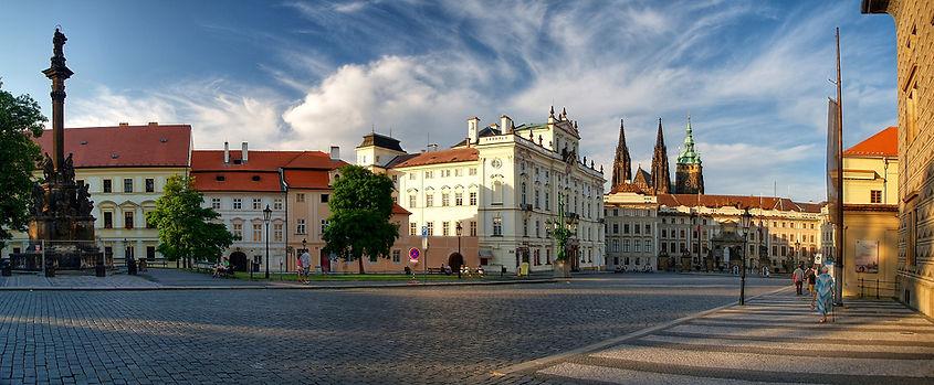 Hradčany Square, Prague, Czechia