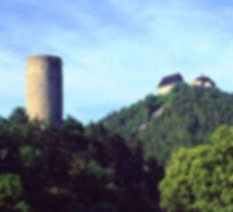 Žebrák a Točník (Central Bohemia), Czechia