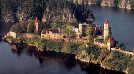 Zvíkov gothic castle - Czechia