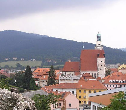 Prachatice (South Bohemia), Czechia