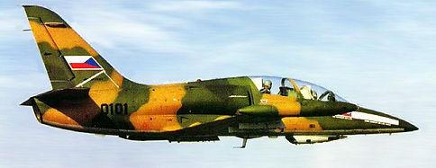 Aero L-59 Super Albatros - Czechia
