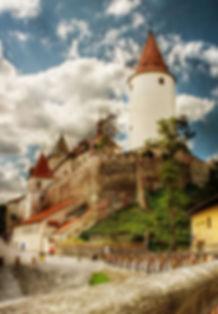Křivoklát (Central Bohemia), Czechia