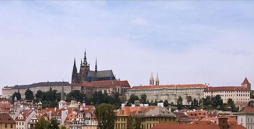 Prague castle (Central Bohemia), Czechia