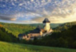 Karlův Týn (Karlštejn) castle, Czechia